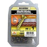 Buildex Multi-mate 180-piece All-purpose S...