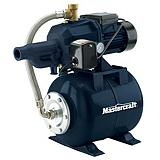 Mastercraft Convertible 5 Gallon Jet Pump, 1/2 HP