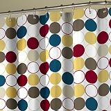 Nu Cirque Shower Curtain