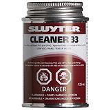 Sluyter Cleaner 33