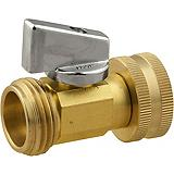 Dahl Female Thread Swivel Head Valve