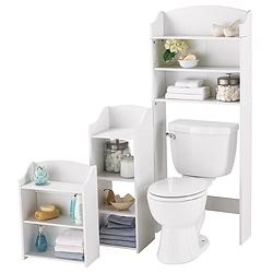 Canadian tire likewise 3 piece bathroom shelving set for Bathroom cabinets canadian tire