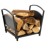 Log Holder, Black