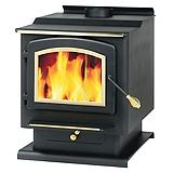 Timber Ridge Wood Stove, 2200 sq. ft (E.P.A.)