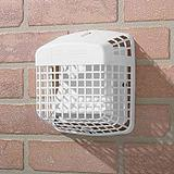 Pest Vent Cover, White