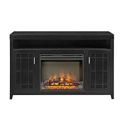 Canadian Tire Luciano Entertainment Electric Fireplace