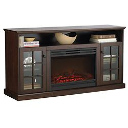 Canadian tire bellamy entertainment electric fireplace for Meuble canadian tire