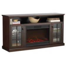 Bellamy entertainment electric fireplace canadian tire for Foyer exterieur canadian tire