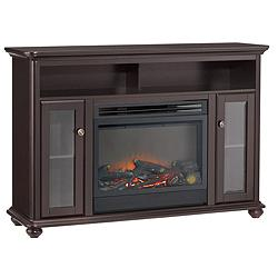 Canadian Tire Peterborough Media Fireplace Customer
