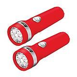 Garrison 2D LED Flashlight 2 Pack