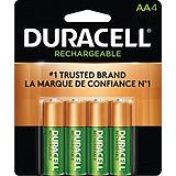 Duracell Pre-charged AA4 Batteries