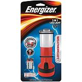Lampe de poche Energizer Weather Ready 3-en-1