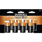 Duracell Copper Top Alkaline C Batteries, 8-pk