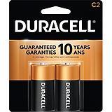 Duracell Copper Top Alkaline C Batteries