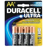 Duracell Ultra AA8 Batteries