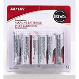 Likewise AA Batteries 16 Pack