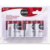 Likewise D Batteries 4 Pack