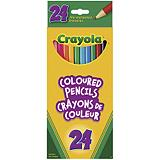 Crayola IQ Coloured Pencils