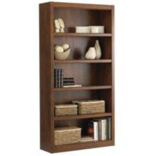 For Living 5 Shelf Bookcase