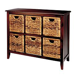 Canadian Tire For Living Verona Wicker Chest 6 Drawer Customer Reviews P