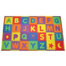 Tapis de jeu lettres de l 39 alphabet amovibles canadian tire - Tapis exterieur canadian tire ...