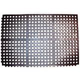 Hex Tile Rubber Mat