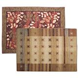 Assorted Décor Mat, 18x30-inch