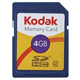 Kodak 4GB SD Card