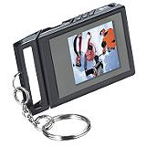 XEOS 1.5-in. Digital Photo Frame Keychain