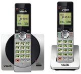 VTech DECT 6.0 Double Handset Cordless Phone