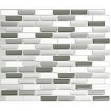 Peel & Impress Glass Oblong Vinyl Wall Tile
