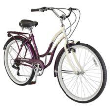 Schwinn Sanctuary 7 Cruiser Comfort Bike Women S 26 In