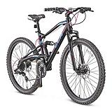 CCM Apex 26-in Full-Suspension Mountain Bike