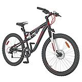 Blade Compression 26-in Full-Suspension Mountain Bike