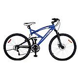 V�lo de montagne CCM Alpine 24 po, suspension