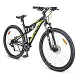 V�lo de montagne CCM Alpha 29 po, suspension