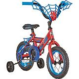 Spiderman 12-in Boys' Bike