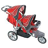Schwinn Grand Safari Swivel Wheel Jogger