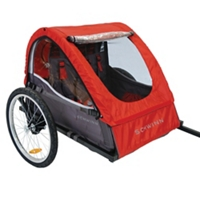 Bike Trailers & Seat Carriers