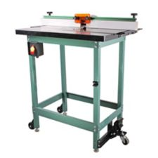 Excalibur deluxe floor model router table kit canadian tire greentooth Image collections