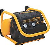 DeWALT Heavy Duty 200 PSI Quiet 2.5 Gallon Trim Compressor