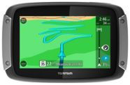 TomTom Rider 400 NAM Motorcycle Car GPS, 4.3-in