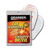 Grabber Toe Warmers, 1-pair