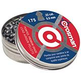 Crosman .22 Calibre Pointed Pellets, 175-ct
