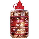 Crosman Copperhead BBs, 6000-ct