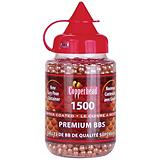 Crosman Copperhead BBs, 1500-ct
