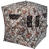 Hub Hunting Blind with Camo Print