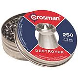 Crossman 0.177 Caliber Destroyer Pellets, 250-ct