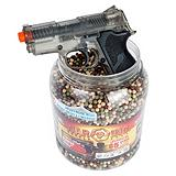 War Inc. Premium Grade Airsoft BBs with Bo...
