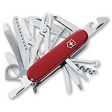 Victorinox Swiss Army SwissChamp Knife